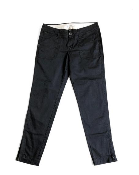 Pantalón De Vestir Oficina Mango Talle 28, Arg 44 Importado