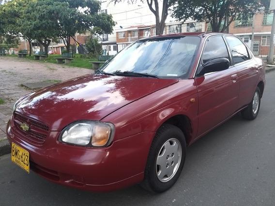 Chevrolet Esteem 1300 Cc M/t S/a 2002