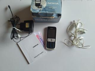 Celular Nokia 2630-usado Na Cx -desbloqueado -completo