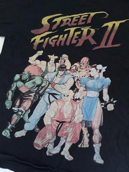 Camisas Street Fighter E Hulk