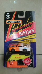 Carrito Matchbox Lightning Key Cars