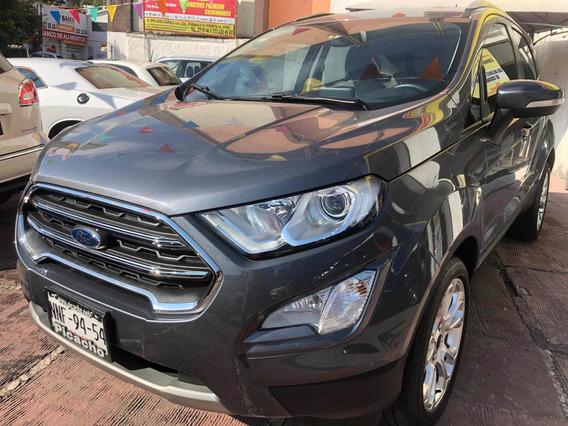 Ford Ecosport 2.0 Titanium At 2019