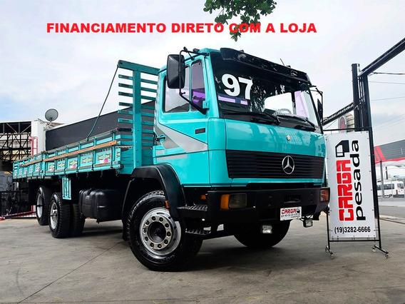 Mb 1218 Truck 1997=entrada De R$ 25.000.00 + 24x R$ 1.970.00