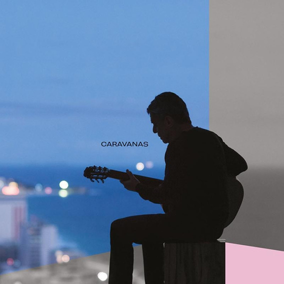 Cd Chico Buarque - Caravanas