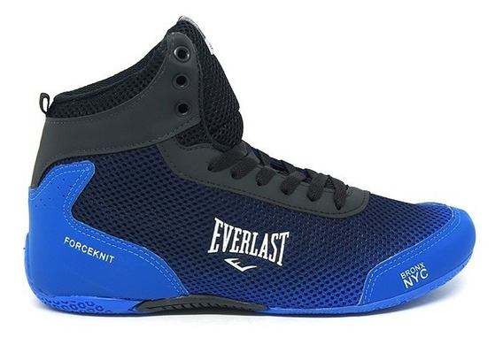 Tênis Everlast Forceknit Royal E Preto