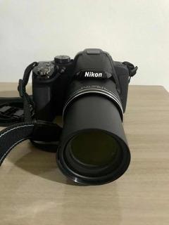 Camara Nikon Coolpix P530