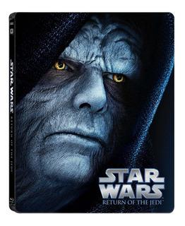 Blu-ray : - Star Wars: Return Of The Jedi (steelbook,...