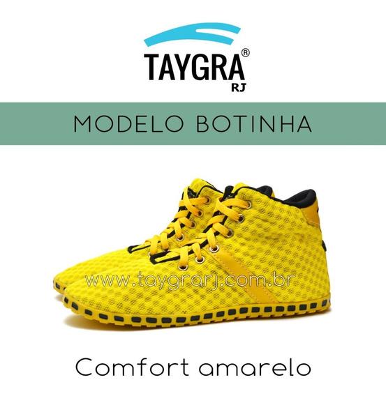 Taygra Botinha Comfort Varias Opções De Cor Pronta Entrega