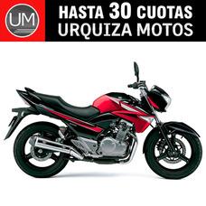 Preventa Exclusiva Moto Suzuki Inazuma 250 0km Urquiza Motos