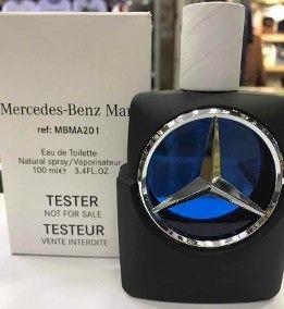 Perfume Mercedez-benz Man En Tester