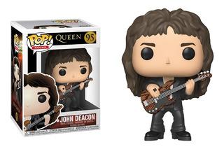 Funko Pop John Deacon #95 Queen Jugueterialeon