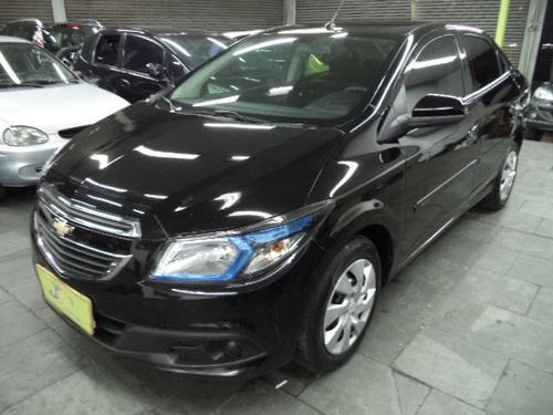 Chevrolet Prisma Lt 1.4 8v Flex Completo Airbags  2013 Preto