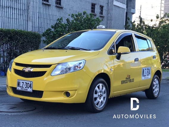 Chevrolet Sail Chevy Taxi Plus 2018