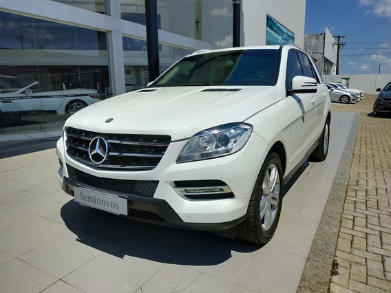 Mercedes-benz Classe Ml 3.0 Cdi Sport Bluetec 5p
