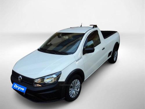 Imagem 1 de 6 de  Volkswagen Saveiro Cs Robust G6 1.6 8v Flex