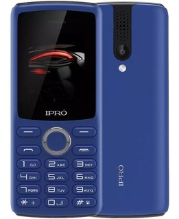 Telefono Ipro Celular Doble Linea Liberado Blu Jenny 18vrds