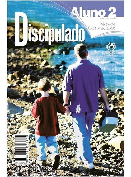 Revista Discipulado / Novos Convertidos Vol. 2 - Aluno