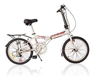 Bicicleta Plegable Firebird Nueva