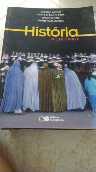 História Volume Único Ed. Saraiva
