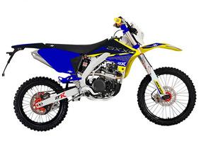 Moto Axxo Zf-250 Año 2019 250cc Tipo Cross