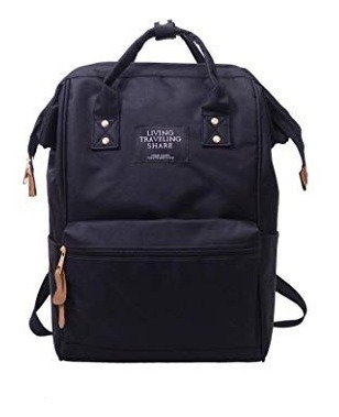 Mochila Living Traveling Share By Ibbags