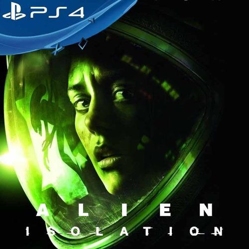 Alien Isolation Ps4 Completo ¦ Envio Flash ¦ #fluogames