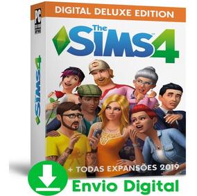 The Sims 4 Todas Expansões + Lançamentos 2019 Digital Pc