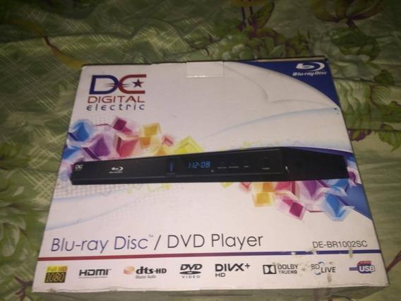 Blu Ray Digital Electric Totalemente Nuevo