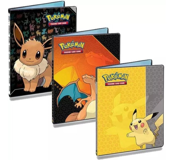Pasta Para Cartas Oficial Pokémon - Álbum