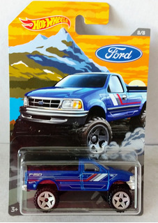 1997 Ford F150 Hot Wheels Hw Coleccion Ford