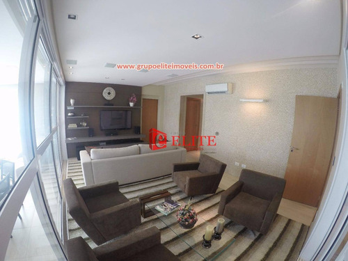 Apartamento Com 3 Dormitórios À Venda, 160 M² Por R$ 1.527.000,00 - Jardim Aquarius - São José Dos Campos/sp - Ap3226