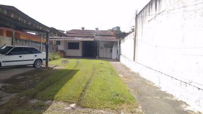 Casa No Centro De Peruíbe, Próximo Ao Novo Fórum