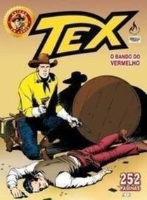 Tex N°3 - O Bando Do Vermelho
