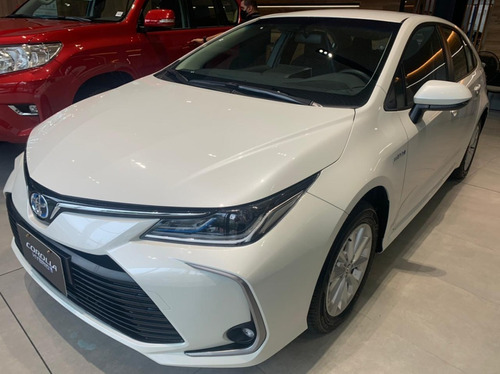Toyota Corolla Xli Mt 2022