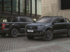 Ford Ranger Black Limited At 4x4 2019 Grandes Clientes 05