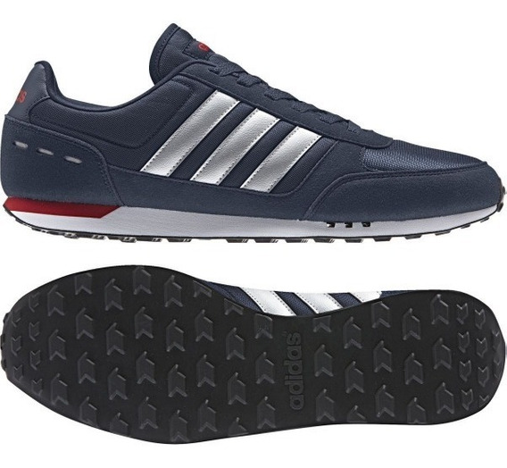 Tênis adidas Neo City Race Bb9684 Original-masculino