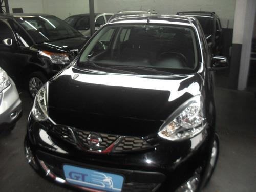 Nissan March 1.6 Sv  Flex