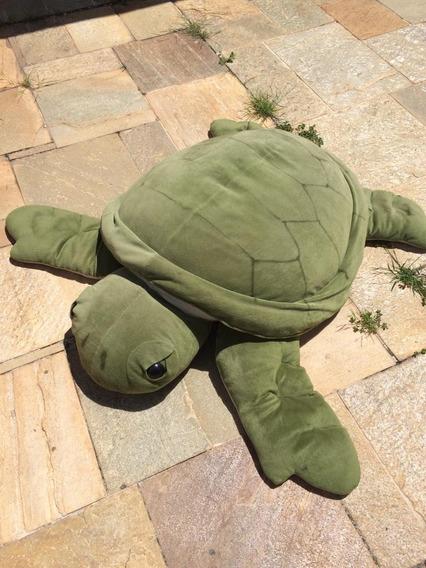 Tartaruga De Pelucia Gigante