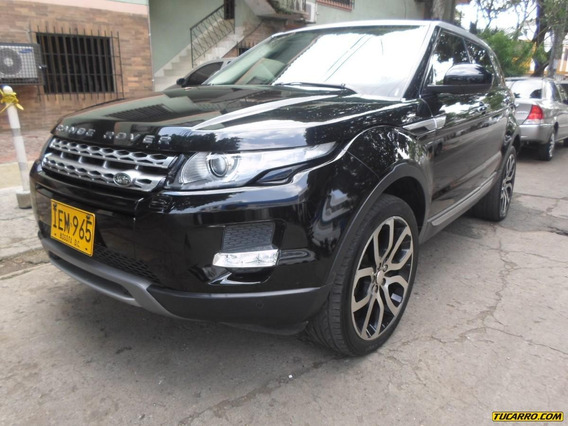 Land Rover Range Rover Evoque At 2000 Turbo 4x4