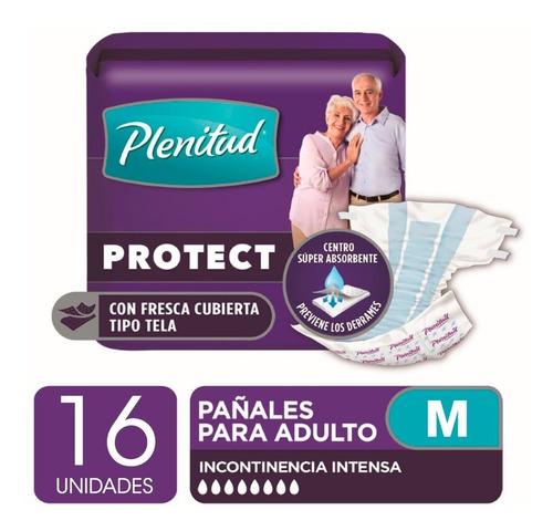 Plenitud Pañal Para Adultos Protect X 16