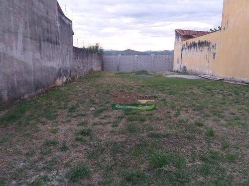Terreno À Venda, 293 M² Por R$ 220.000,00 - Vila Alves - Guaratinguetá/sp - Te3113
