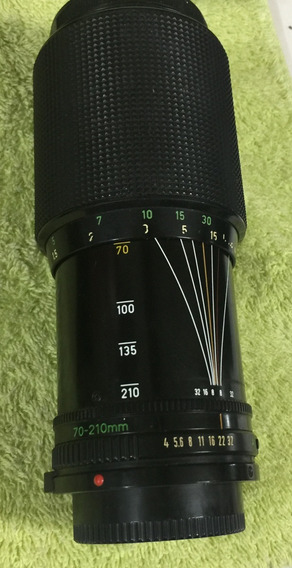 Lente Cannon 70mm - 210mm