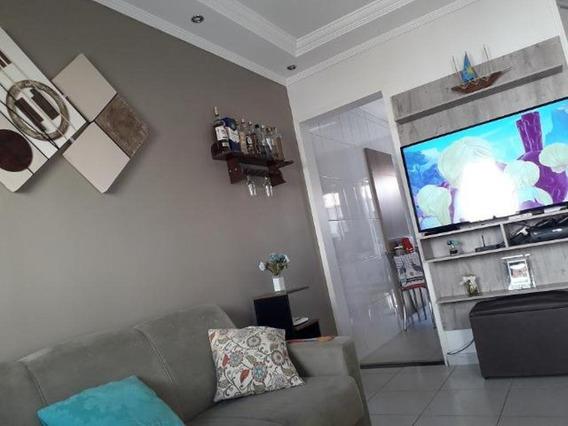 Sobrado De Condomínio - Pauliceia - São Bernardo Do Campo/sp - So0881