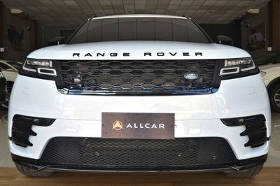 Land Rover Velar 2.0 R-dynamic P300. Branca 2018/19