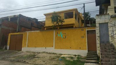 Casa Com 2 Dormitórios À Venda, 89 M² Por R$ 230.000 - Campo Grande - Rio De Janeiro/rj - Ca0158