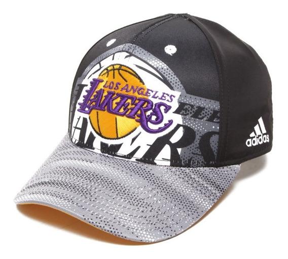 Boné Aba Curva Lakers adidas Eight Sports