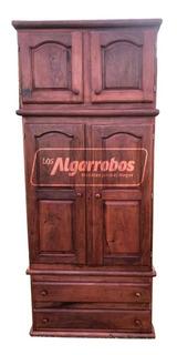 Placard De Algarrobo 1 X 240m + Embalado + Envio Gratis