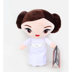 Pelúcia Princesa Leia - Star Wars