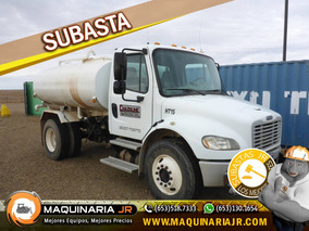 Camion Pipa De Agua Freightliner 2005 2,000 Gal, Camiones