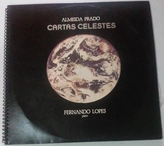 Lp Cartas Celestes Ameida P Fernando Lopes Piano Triplo Raro